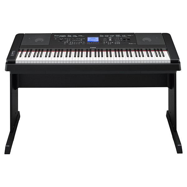 Yamaha DGX660 Digital Piano in Black