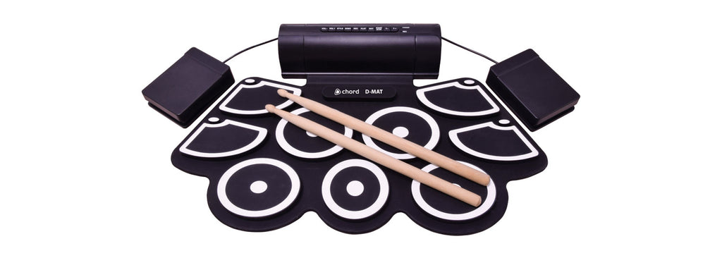 Chord D-Mat Electronic Drum kit