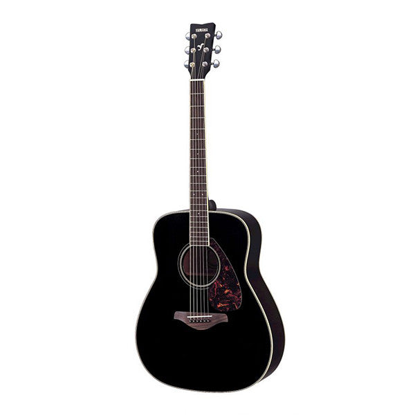 Yamaha FG720s Acoustic Guitar in Black