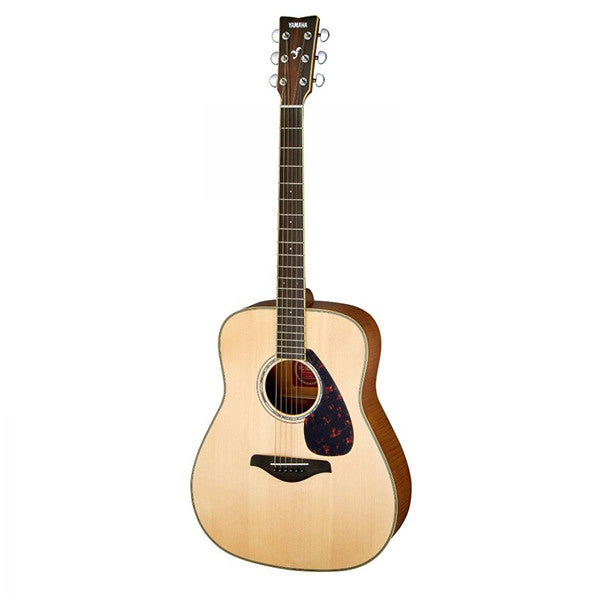 Yamaha FG740SFM Acoustic Guitar in Natural