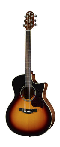 Crafter GAE8 CD/VLS Electro Acoustic Guitar