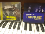 Two Pianos CD offer