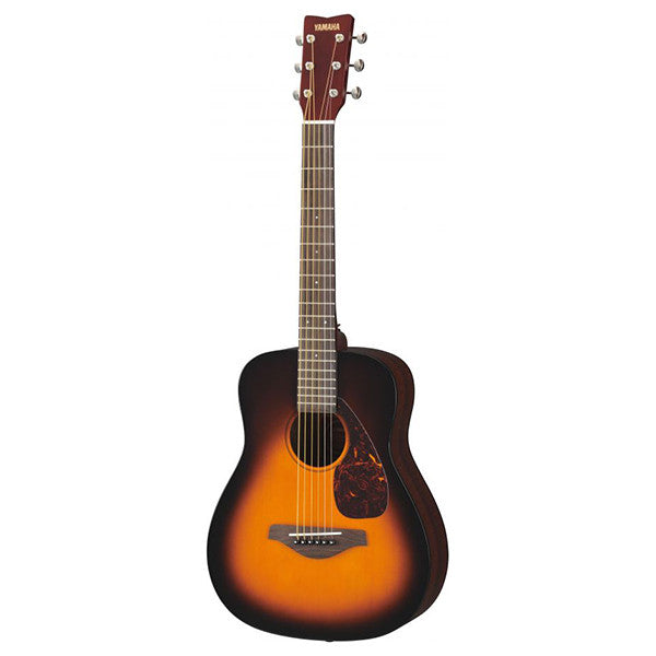 Yamaha JR2 3/4 Travel Guitar in Tobacco Brown Sunburst