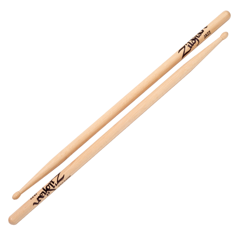 JAZZ WOOD NATURAL 6 PAIR