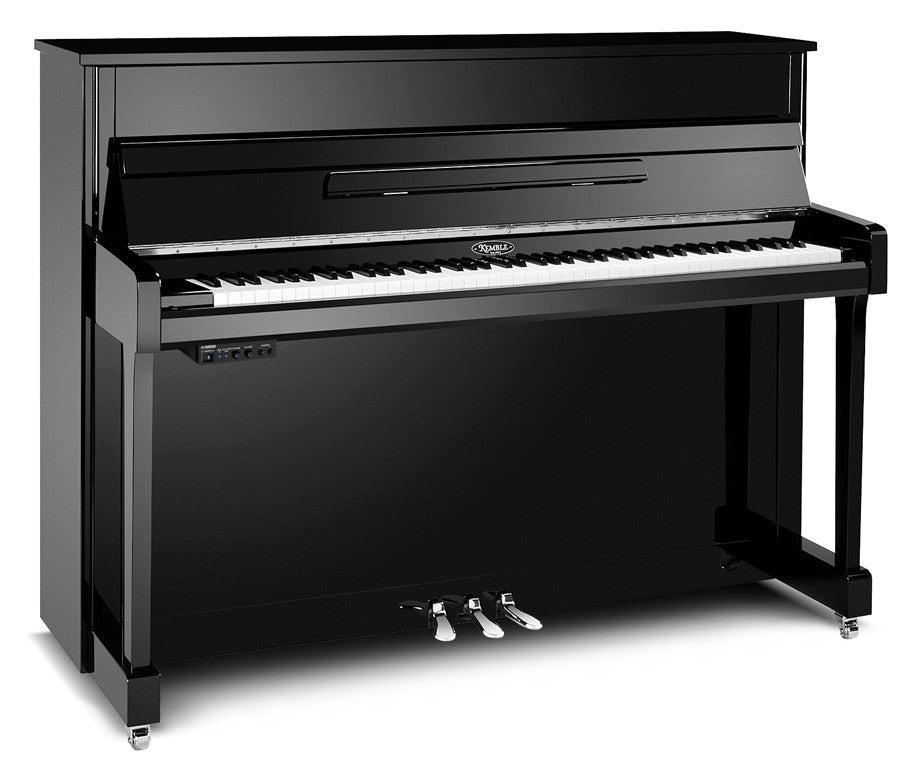 Kemble K113 Silent Upright Acoustic Piano