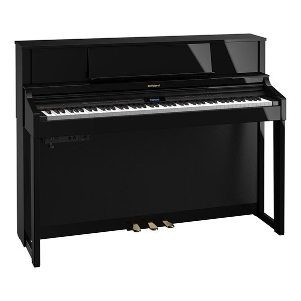 Roland LX-7 Digital Piano in Polished Ebony