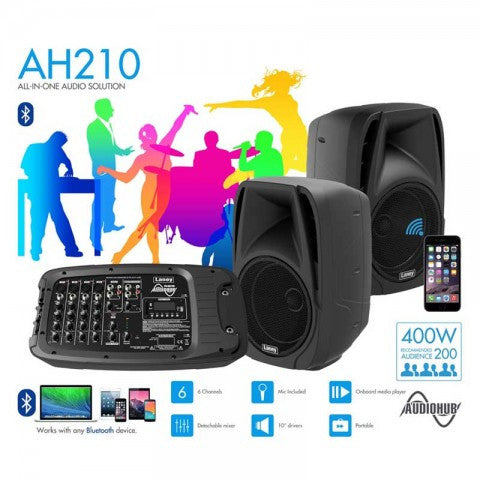 Laney Audiohub AH210 Portable PA System