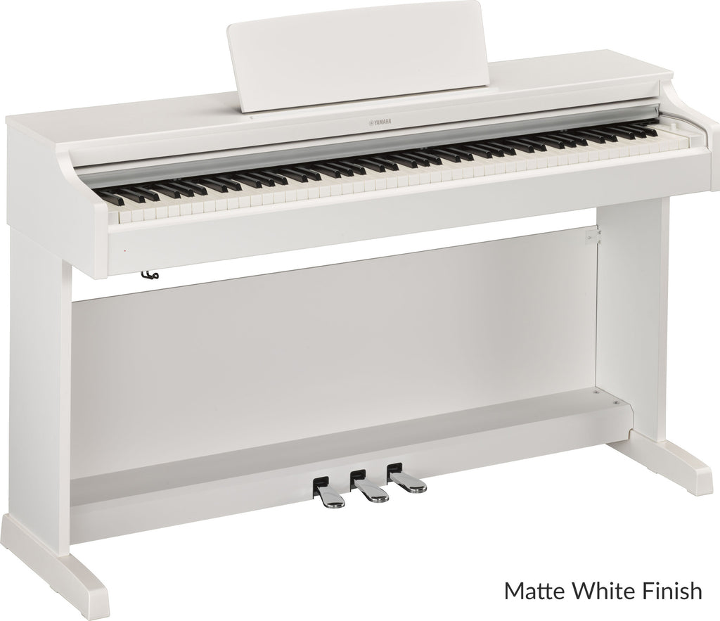 Yamaha YDP163 Slimline Digital Piano Package