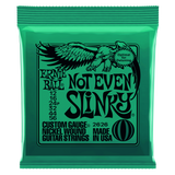 Ernie Ball Slinky Guitar Strings - Different Gauges