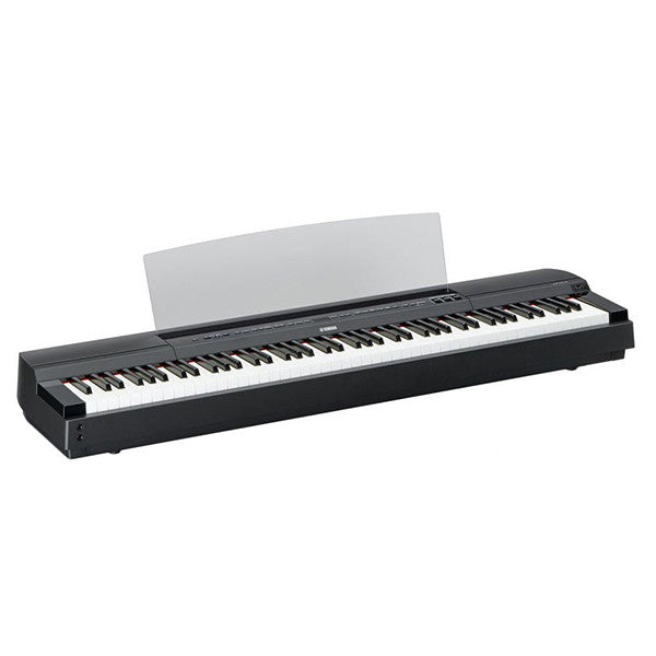 Yamaha P255 Portable Digital Piano in Black