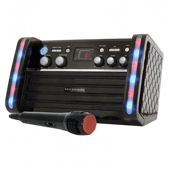 Easy Karaoke - CD & Graphics Karaoke Machine