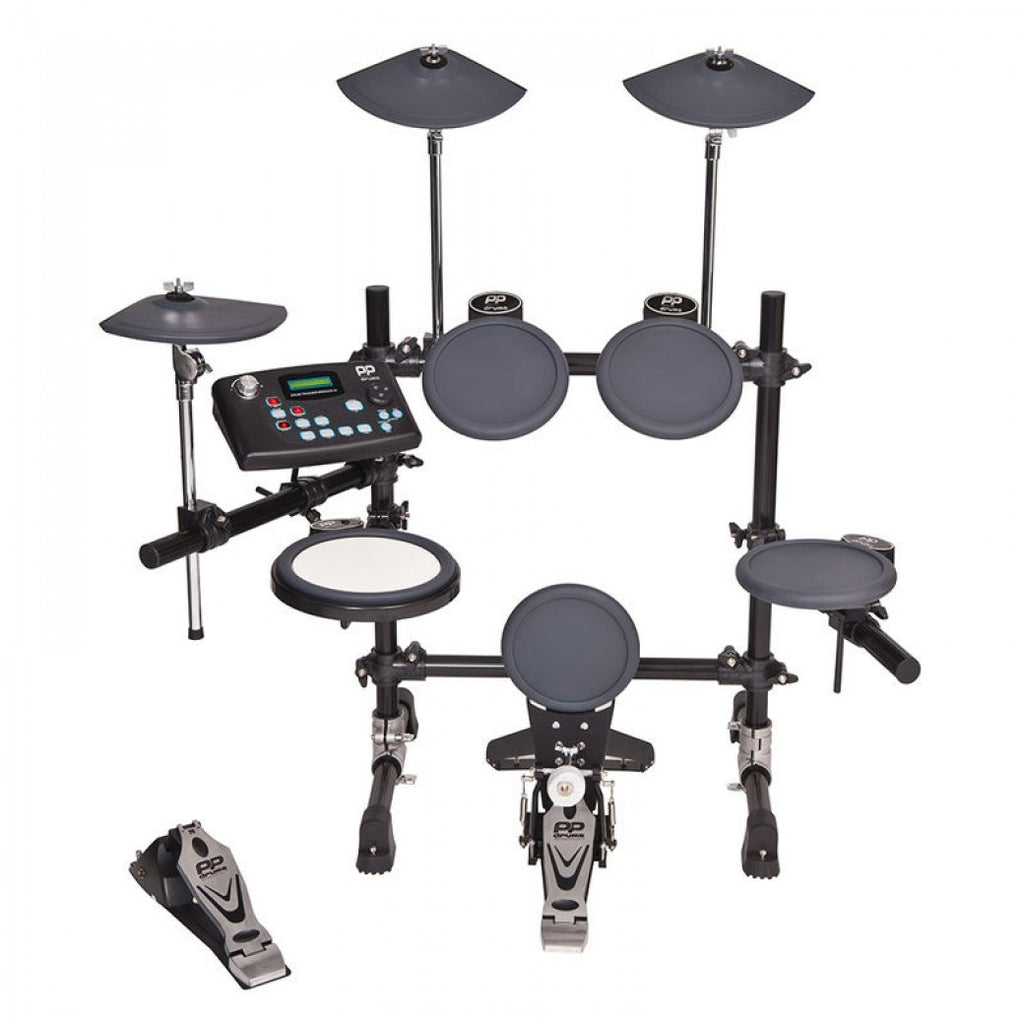 PP Drums PP600E Digital Drum Kit