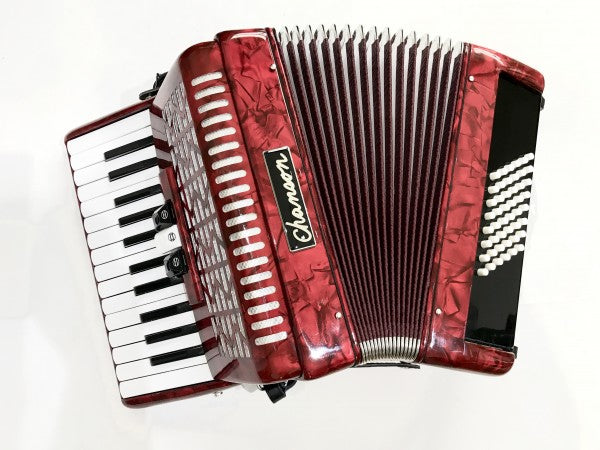 Chanson 48 bass accordion