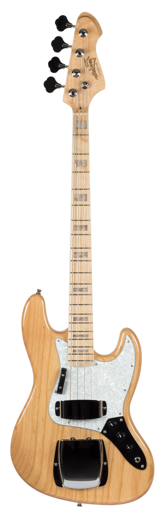 Revelation RBJ-67 DLX Bass Guitar