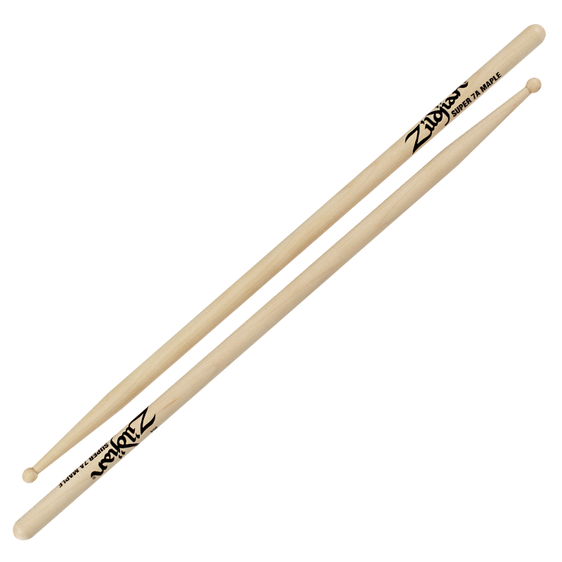 SUPER 7A MAPLE DRUMSTICK 6 PAIR