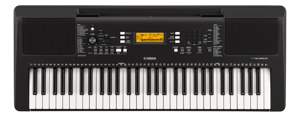 Yamaha PSR-E363 Portable Home Keyboard