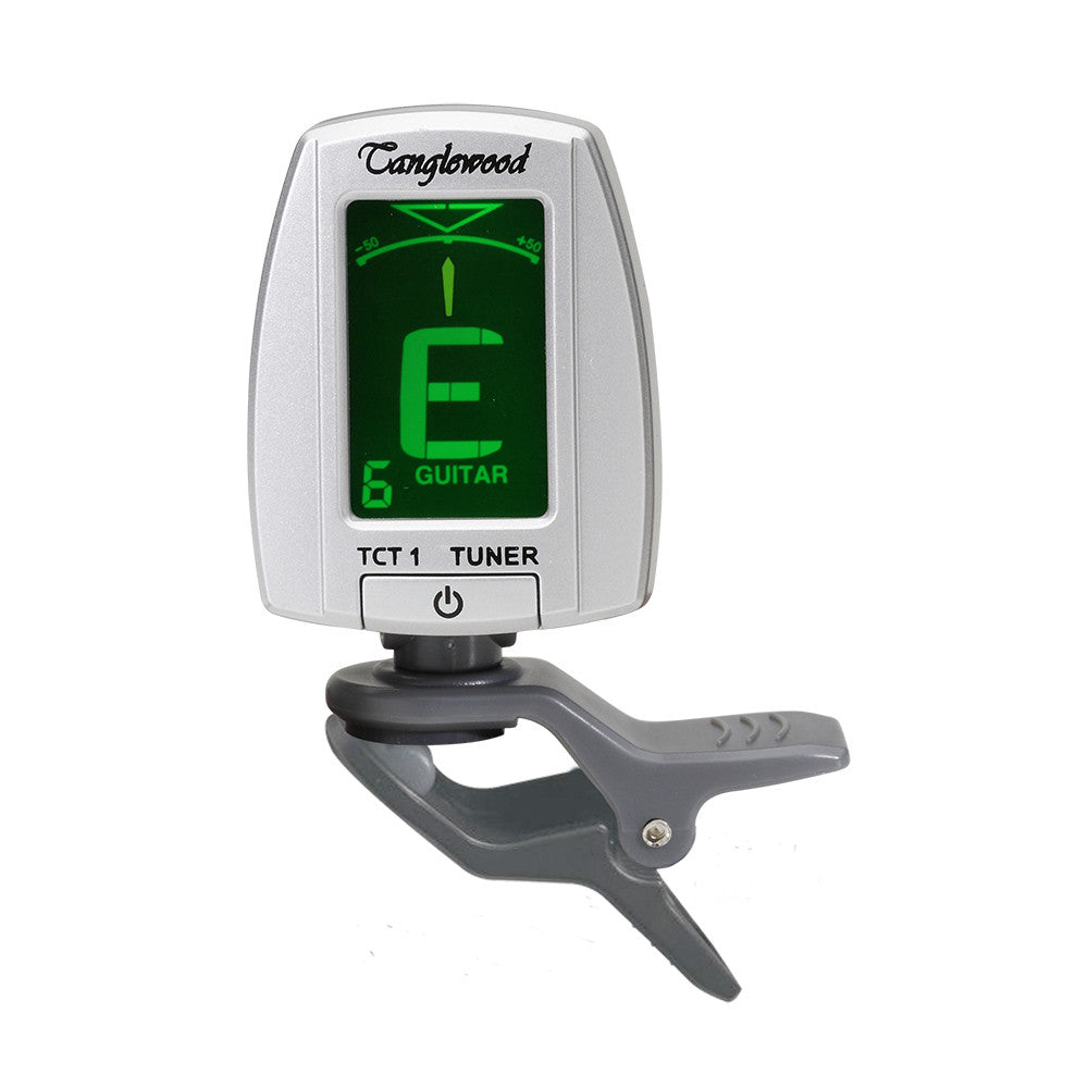 Tanglewood Clip on Guitar Tuner