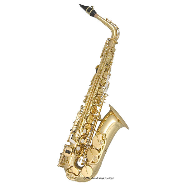 Trevor James Horn Classic Alto Saxophone Outfit in Gold