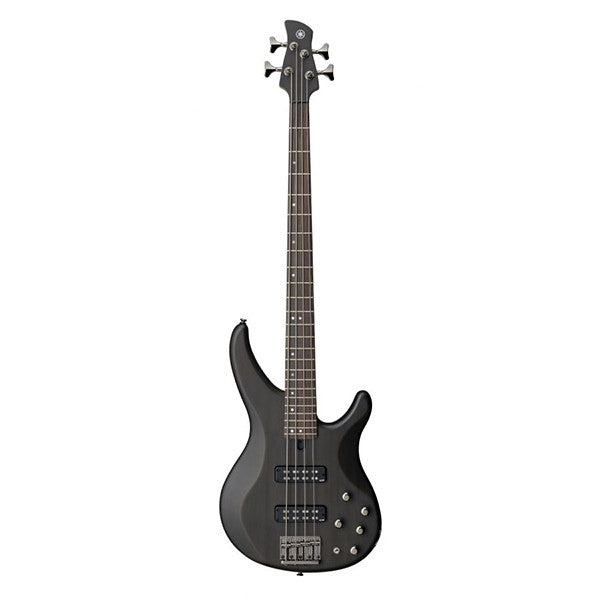 Yamaha TRBX504 Bass Guitar in Translucent Black