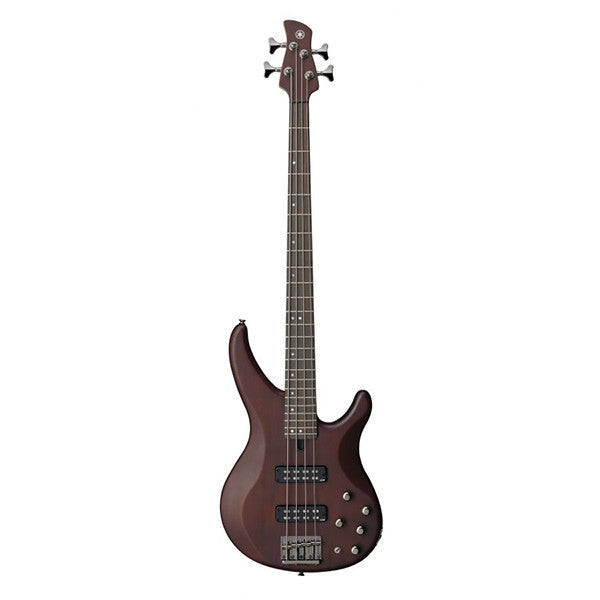 Yamaha TRBX504 Bass Guitar in Translucent Brown