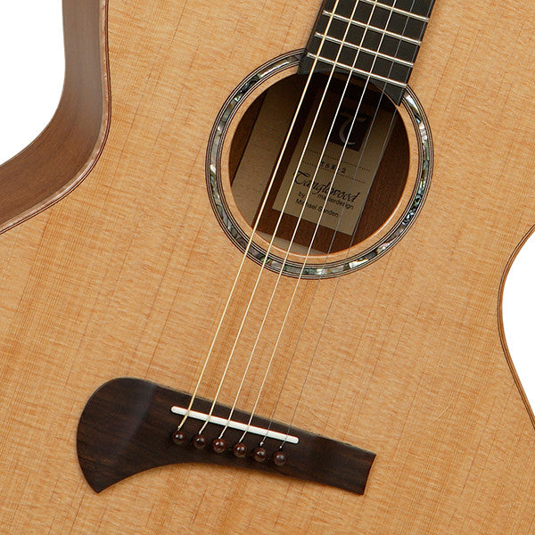Tanglewood Master Design TSM2 Electro-Acoustic Guitar