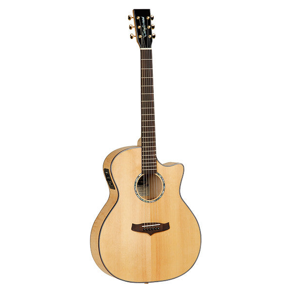 Tanglewood Evolution Exotic TVC XFM Electro-Acoustic Guitar