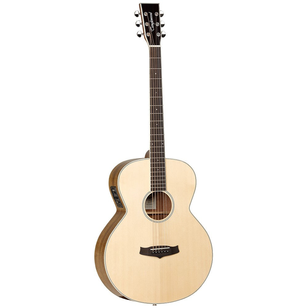 Tanglewood Evoultion Exotic TWB Z Electro Acoustic Baritone Guitar
