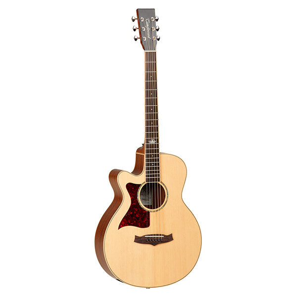 Tanglewood Premier TW145-SS-CE Left Handed Electro-Acoustic Guitar