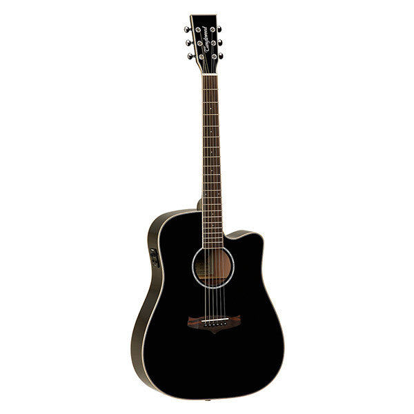 Tanglewood TW28-SLBK-CE Electro-Acoustic Guitar