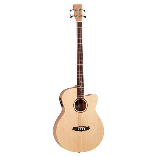 Tanglewood Roadster TWR-AB Electro-Acoustic Bass Guitar