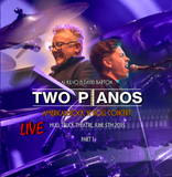 Two Pianos - Live at Hull Truck CD