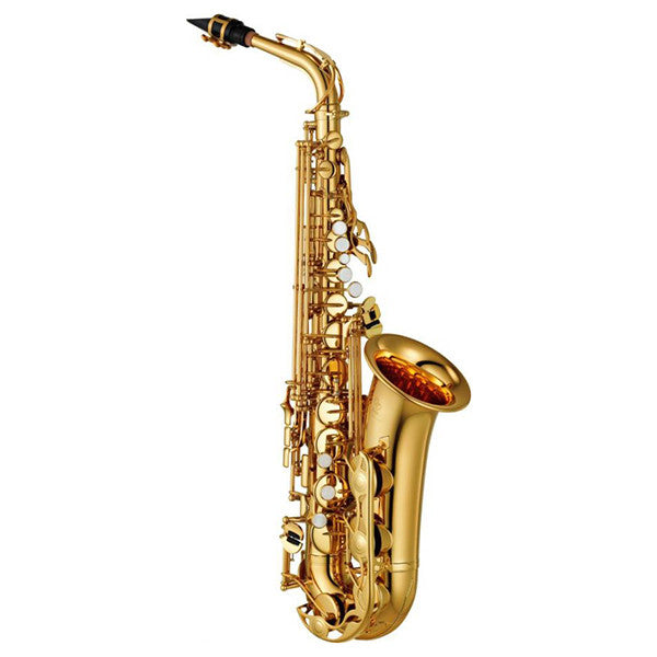 Yamaha YAS-280 Alto Saxophone Outfit in Gold
