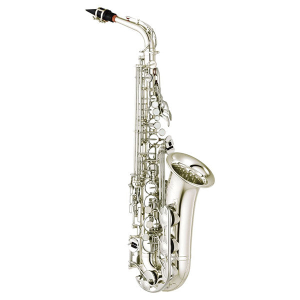 Yamaha YAS-280 Alto Saxophone Outfit in Silver