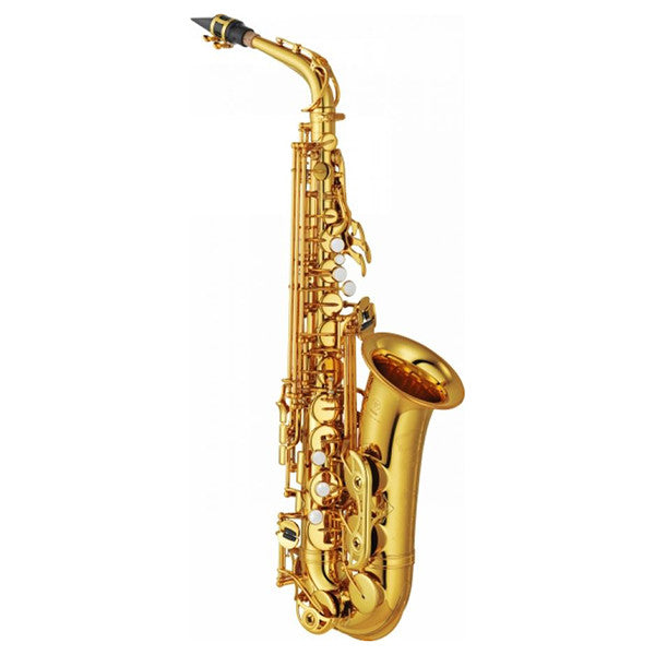 Yamaha YAS-62 Alto Saxophone Outfit in Gold