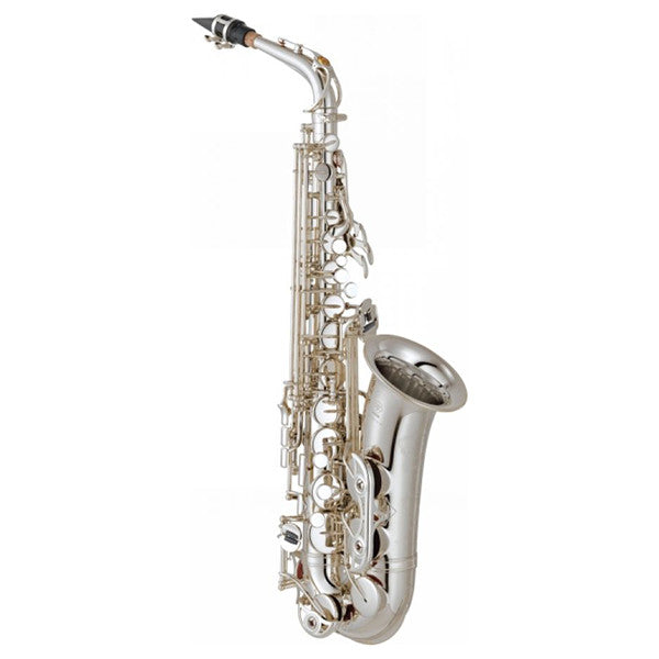 Yamaha YAS-62 Alto Saxophone Outfit in Silver