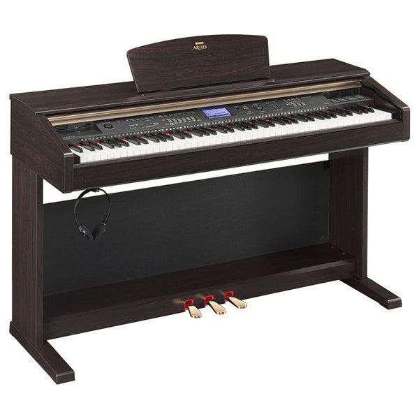 Yamaha YDPV240 Digital Piano in Dark Rosewood