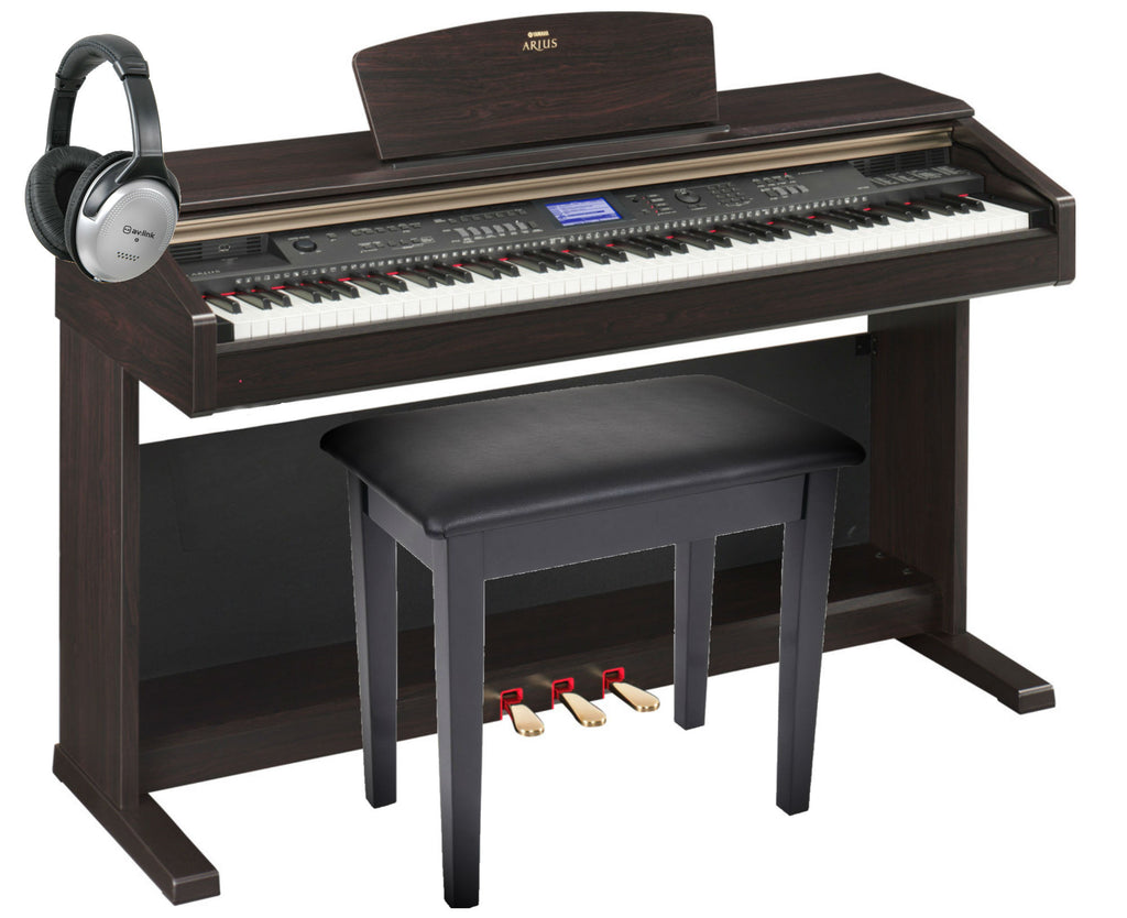 Yamaha YDPV240 Digital Piano Package