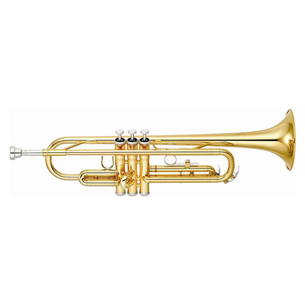 Yamaha YTR-2330 Trumpet Outfit in Gold