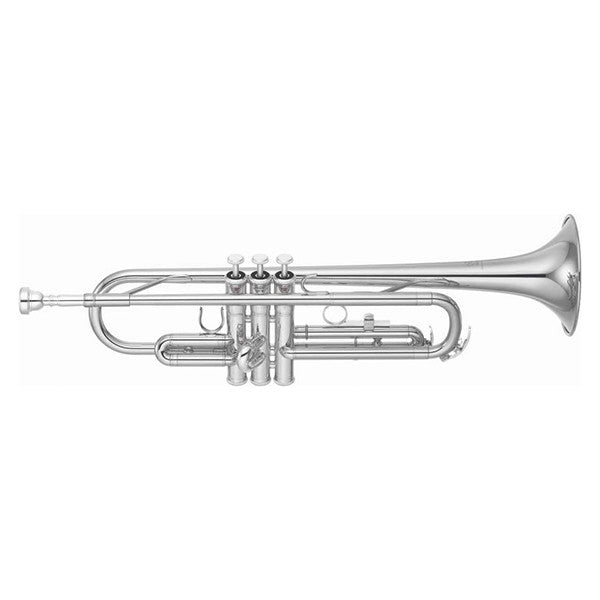 Yamaha YTR-2330 Trumpet Outfit in Silver