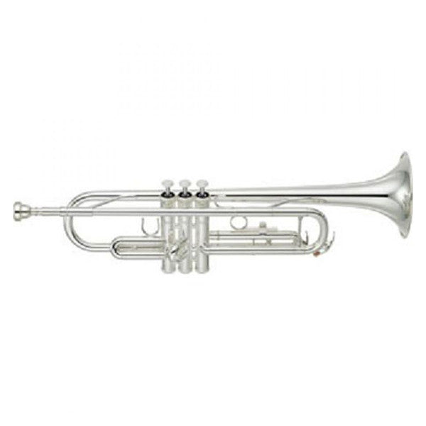 Yamaha YTR-3335 Trumpet Outfit in Silver