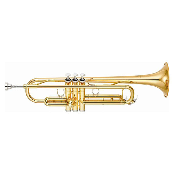 Yamaha YTR-4335 Trumpet Outfit in Gold