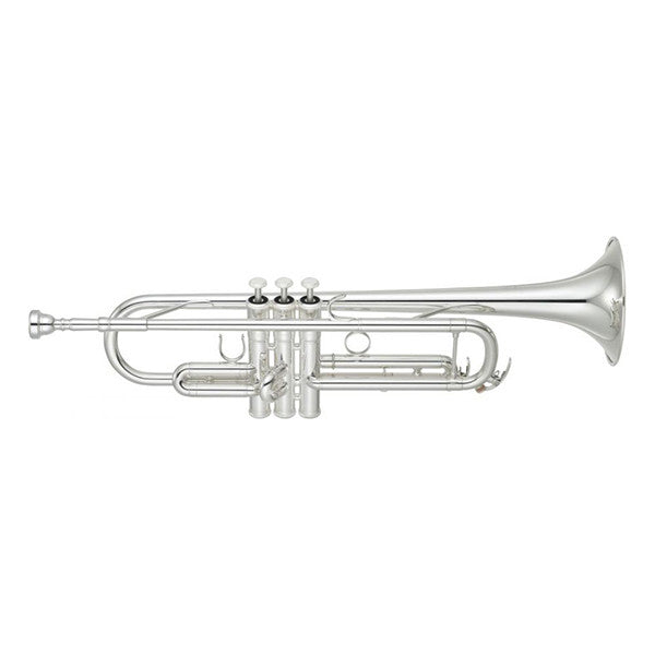 Yamaha YTR-4335 Trumpet Outfit in Silver