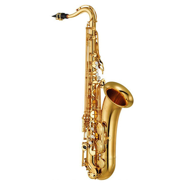 Yamaha YTS-280 Tenor Saxophone Outfit in Gold