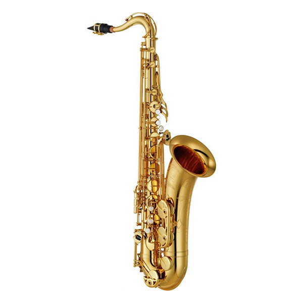 Yamaha YTS-480 Tenor Saxophone Outfit in Gold