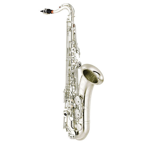 Yamaha YTS-480 Tenor Saxophone Outfit in Silver