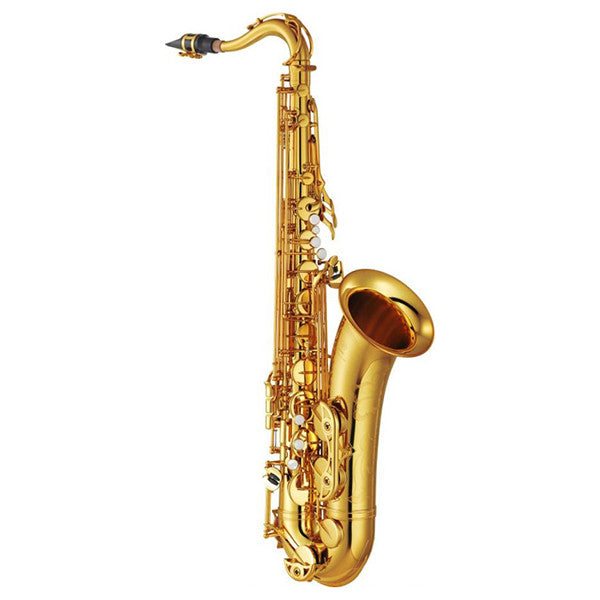 Yamaha YTS-62 Tenor Saxophone Outfit in Gold