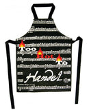 Too Hot To Handel Apron AP04