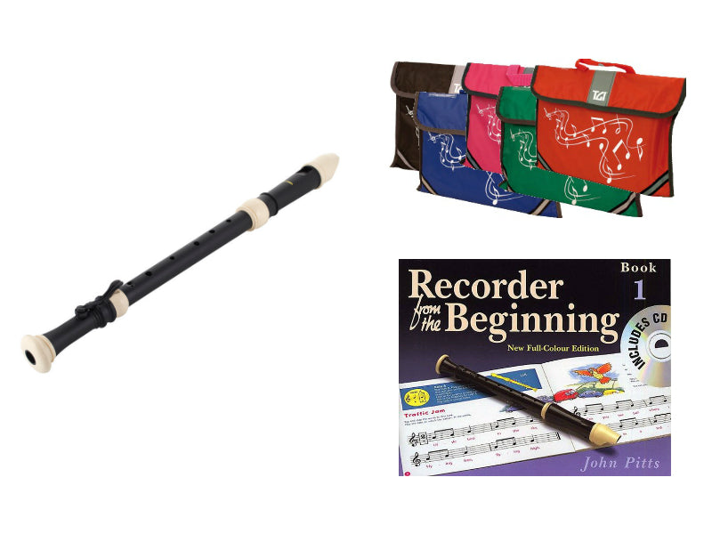 AULOS  Recorder Outfit