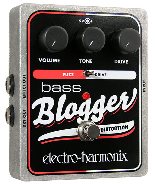Electro-Harmonix Bass Blogger Distortion Pedal