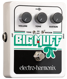 Electro-Harmonix Big Muff Pi with Tone Wicker Distortion/Sustainer Pedal